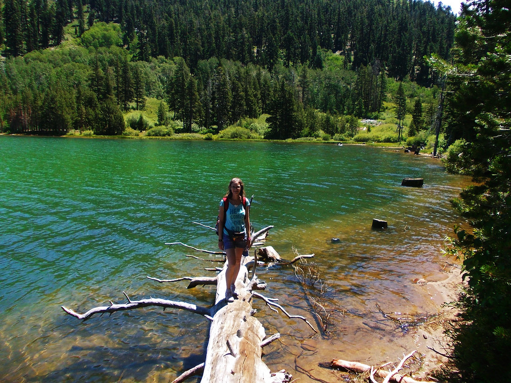 Marlette Lake, Lake Tahoe, California