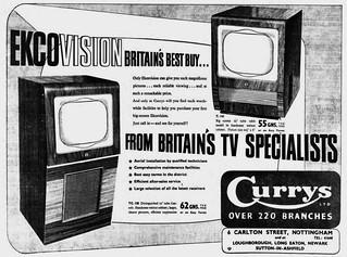 Ekcovision - Currys Ltd (1950)   Bradford Timeline   Flickr