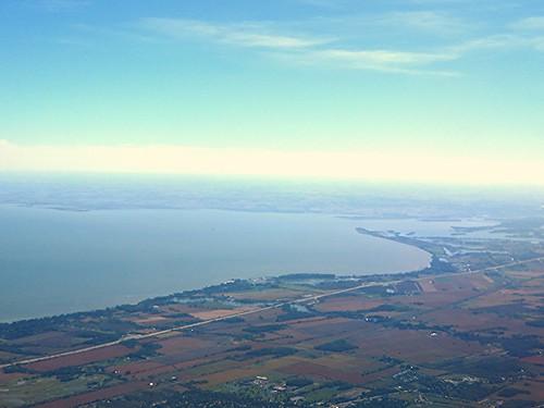 Lake Erie Near Toledo, Ohio | by Ken Lund