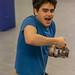 Cristian Ortega in rehearsal