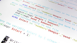 Shell script | by Christiaan Colen