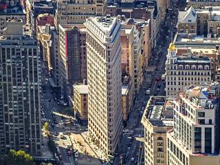 Flatiron Building, New York   by ConstaPix