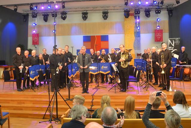 Gnosjö Brass Band - 3:a i div 2