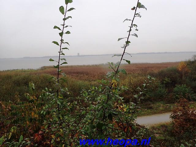 2016-11-09  Gooimeer tocht   25 KM   (53)