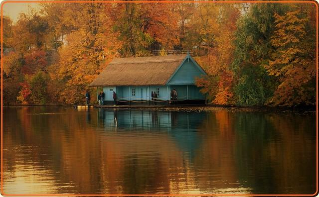 Autumn at  fishery (cherhana): Explored-November 5th -Many Thanks!
