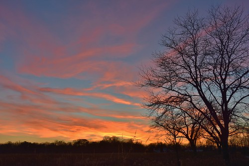 mettawa illinois sunset stevelamb nikon d7200 18200mmvr clouds sky evening
