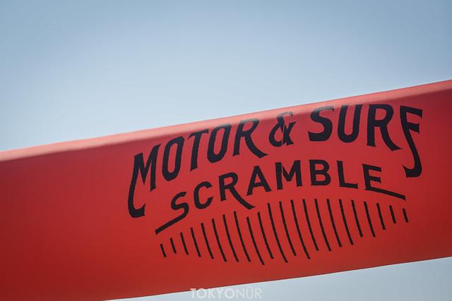 Motor and Surf Scramble 2016