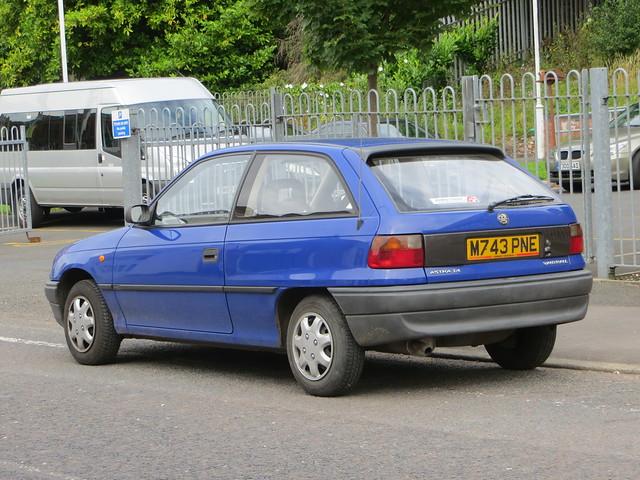 1995 Vauxhall Astra 1.4 Merit Auto