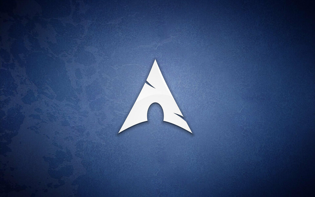 In the Rock: Arch Linux