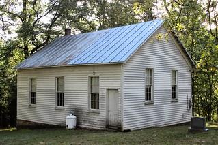 Pleasant Grove Mennonite Church, Sweedlin Valley Rd Pendleton County, WV September 19 2015   by MennoniteArchivesofVirginia