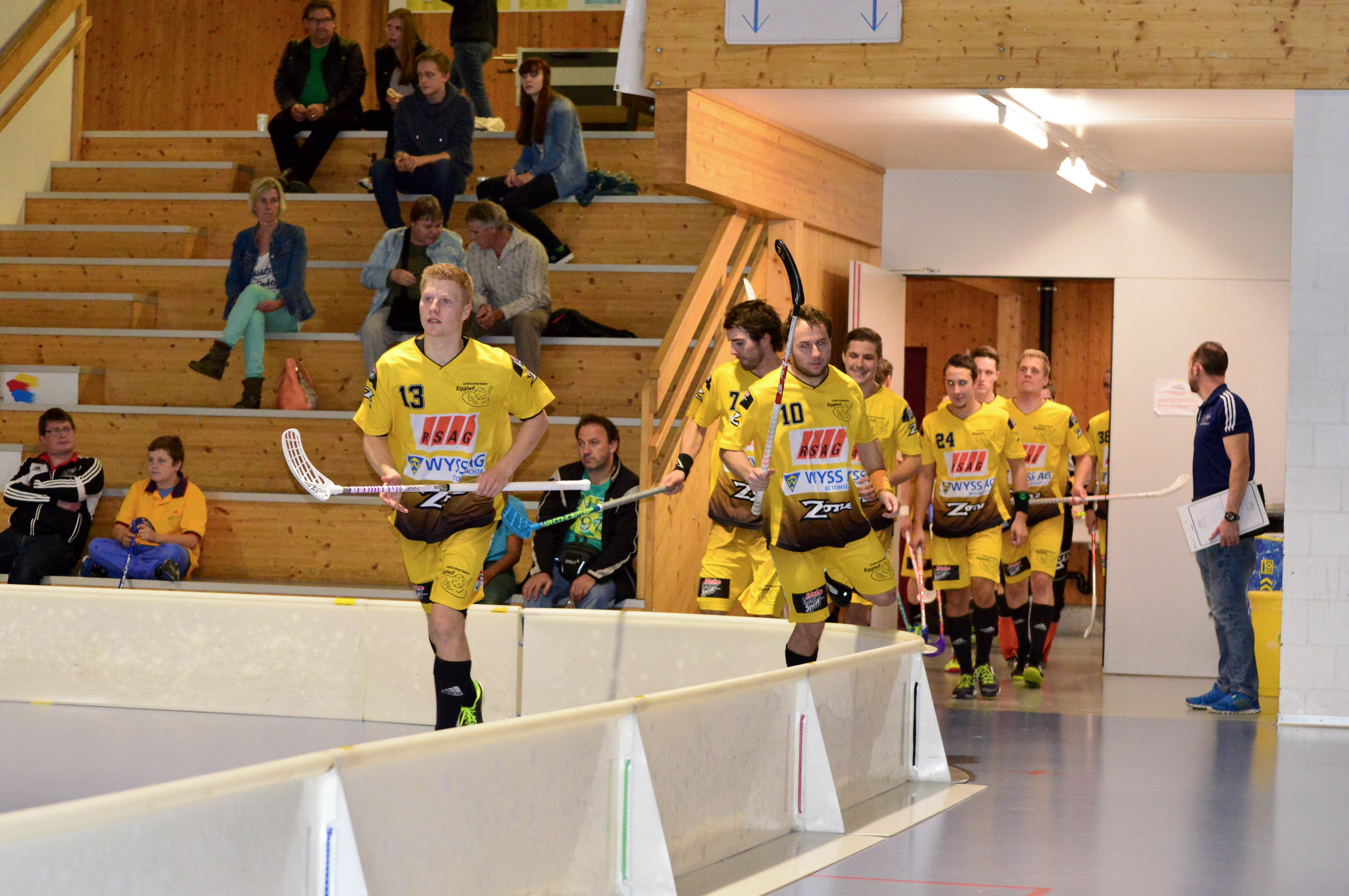 Herren 1.Liga - Lok Reinach Saison 2015/16