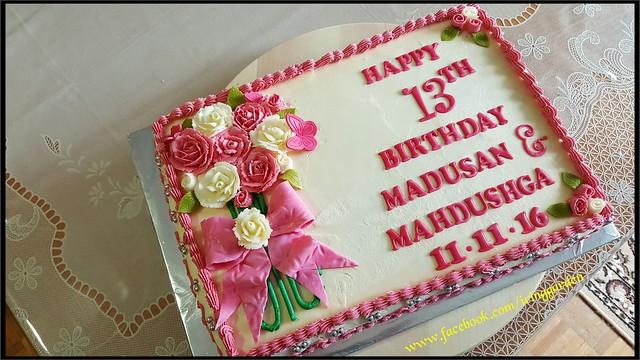 Birthday Cake / Icing Cake...🎂