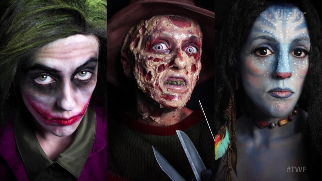 31 Days of Halloween: Mom Transforms Herself Into Unforgettable Characters