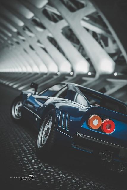 Ferrari 288 GTO 1975