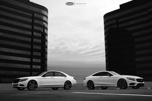 TWM Satin White Mercedes   by twmhtx1