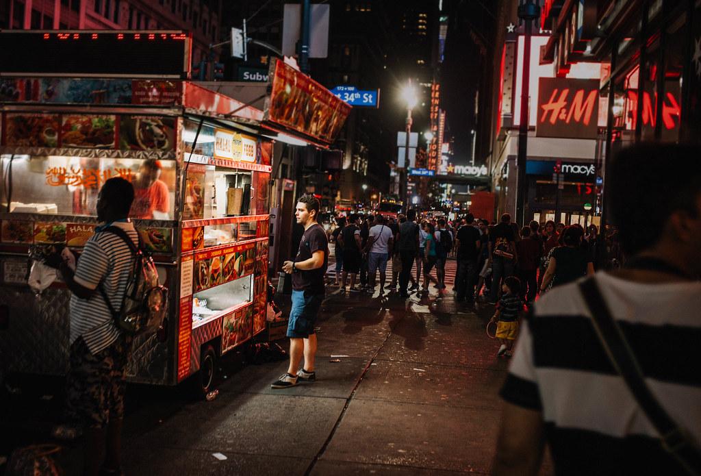 New Yorkin nähtävyydet