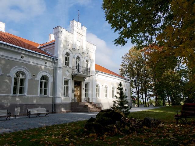 Estonia - Illuka Mõisa