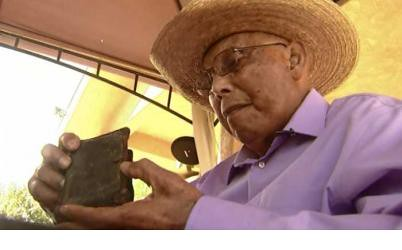 Eligio Ramos y su cartera