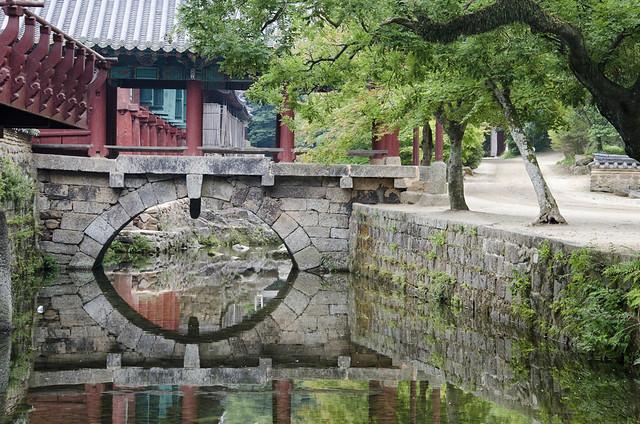 Korea:  At Songgwangsa