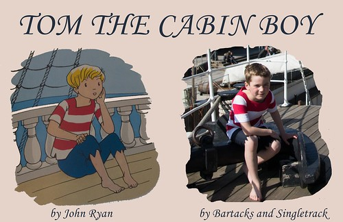 Book Week: Tom the Cabin Boy