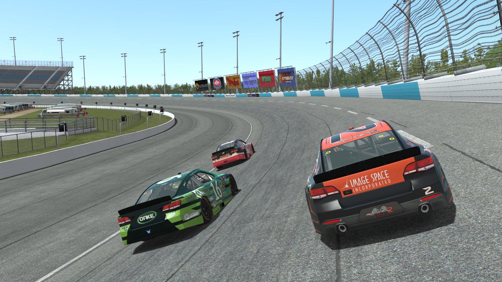 rFactor 2 Brookdale Speedway 5