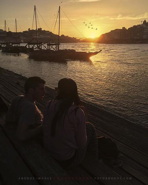 Conversaciones a orillas del Duero - Oporto