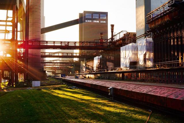 Zeche Zollverein: Kokerei