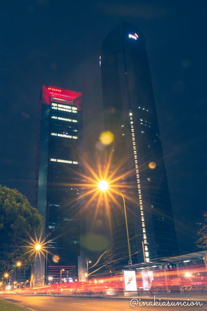 Cuatro Torres Business Area - Madrid, Spain
