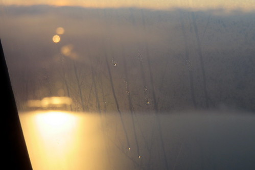 window streaks haze waterdrops sunset gold shadows land clouds light evening shine dark aerialphotography plane photofromplane layers travel flight flying airplane sea ocean northisland newzealand nz aotearoa canonpowershotsx700hs holiday cookstraight sky explored aeroplane ordinaryart