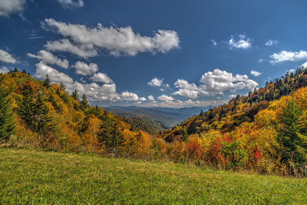 Oconaluftee Valley