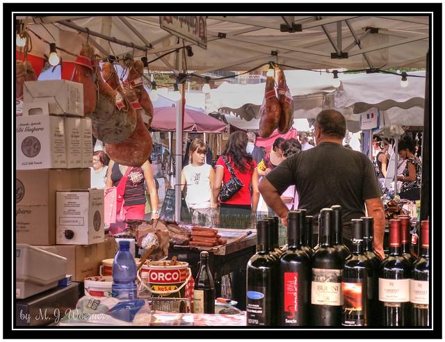Impressioni su un mercato italiano  2/77