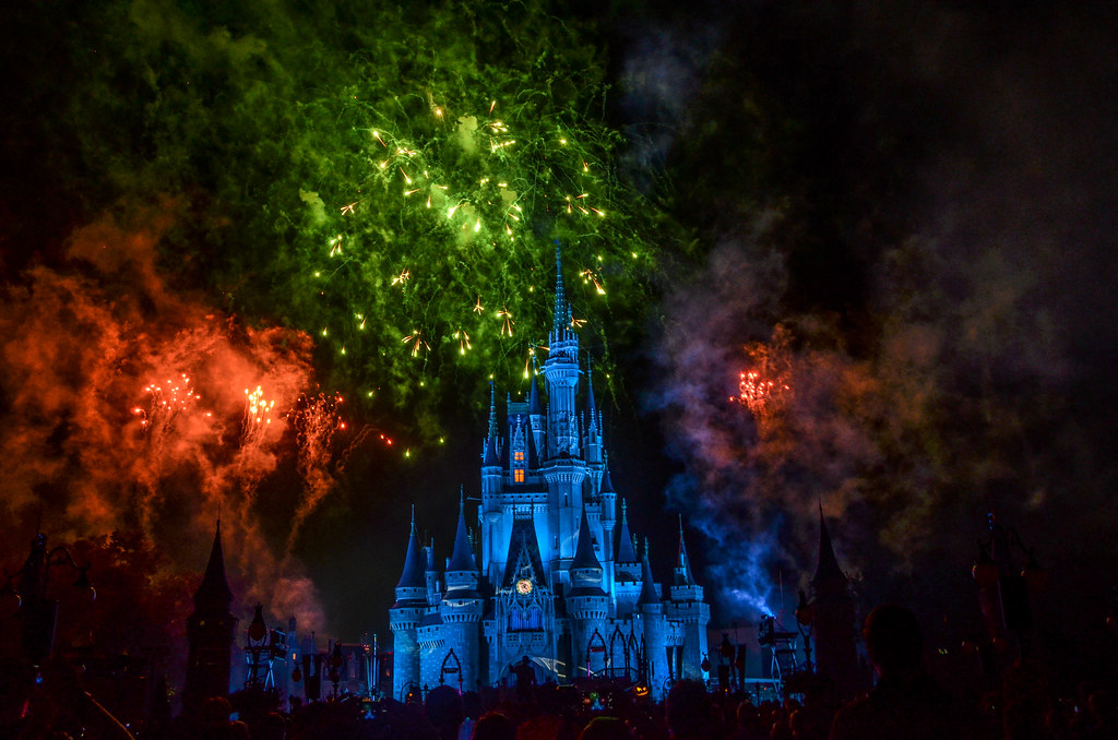MK HalloWishes blue castle