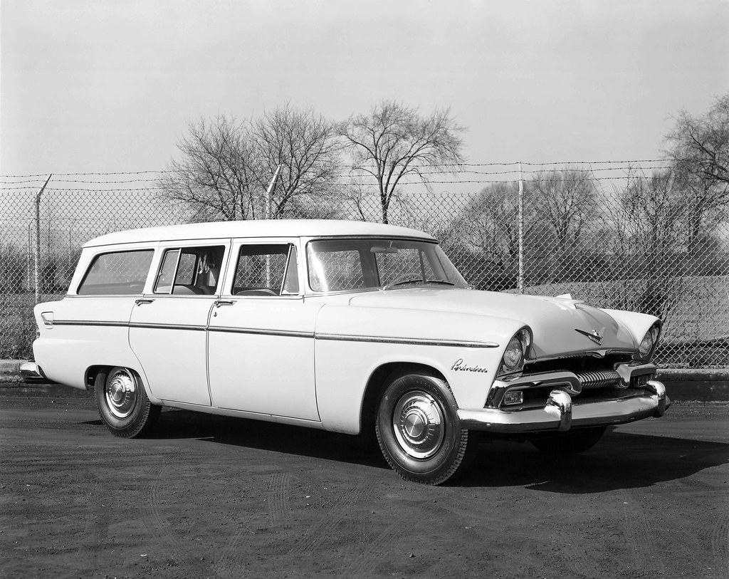 1955 plymouth belvedere wagon