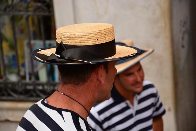 Gondola guys (Venezia, Italy 2015)