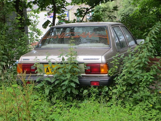 1983 Datsun Sunny 1.3 DX