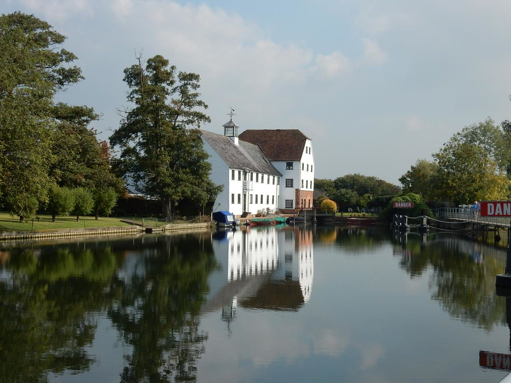 Mill House Marlow Circular