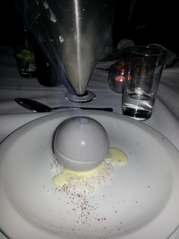 A Chocolate Dome - Delicious