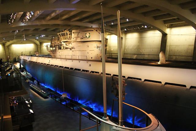 U-Boat at MSI