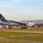 Ceiba Intercontinental. CS-TQX. Boeing 777-2FB(LR).