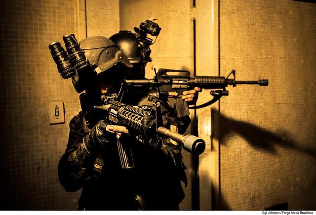 Forças Especiais - PARA-SAR