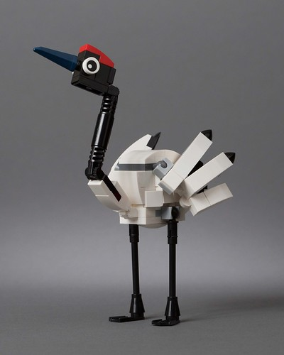 LEGO Hub Birds - China