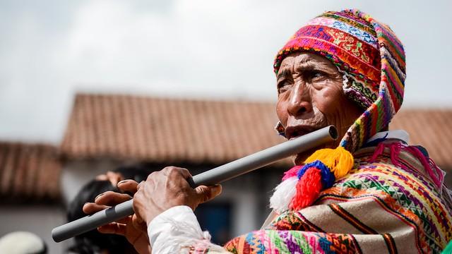 Indigena de Ayacucho / Ayacucho Indigenous