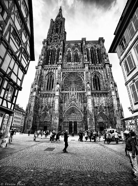Cathédrale Notre-Dame, Strasbourg, France