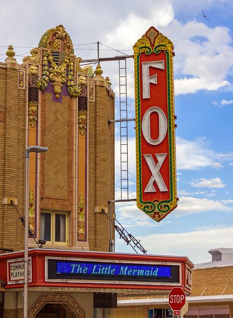 North Platte's Fox Theatre