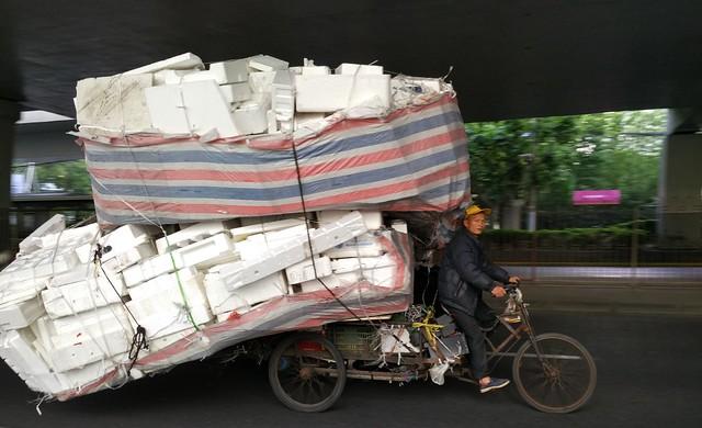Shanghai - Styrofoam (fast)