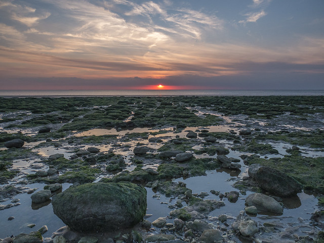 Hunstanton Sunset