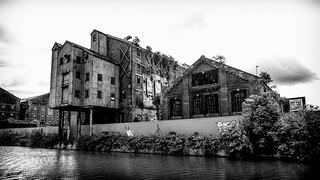 The Derelict...Baker's Quay