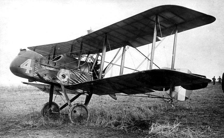 Airco DH.2 - Biplane Scout