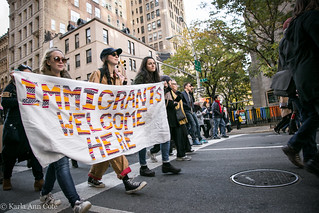 NYC Against Trump | by KarlaAnnCoté