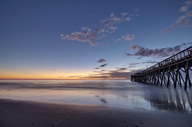 Sunrise, Myrtle Beach State Park, Horry County, South Carolina 2